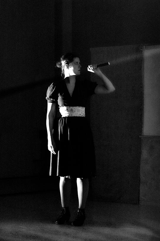 Lisa Lira, jeu d'ombre et de lumières