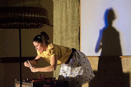 Lisa Lira, Lisabelle & ombre