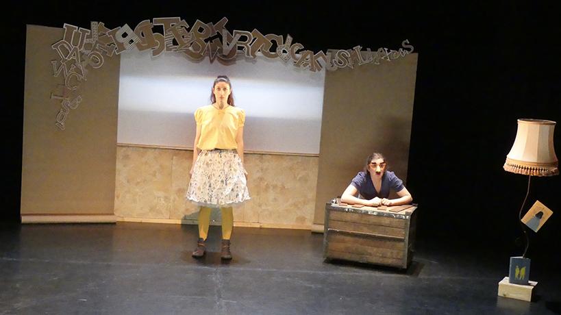Scène duo Lisa Lira