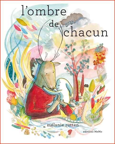 """Mélanie Rutten - autrice et illustratrice jeune public. Album """"L'ombre de chacun""""."""